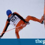 Worlds worst skier: how it went downhill for Adrian Solano, Venezuelas Eddie the Eagle