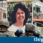 Berta Cáceres court papers show murder suspects links to US-trained elite troops