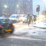Storm Ewan to bring FOUR INCHES of snow as white stuff causes travel chaos