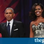 Barack and Michelle Obama sign record book deals with Penguin Random House