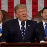 Donald Trump promises new chapter for American greatness in first address to Congress