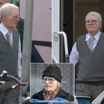 Guess who! Hollywood actress transforms into an elderly man