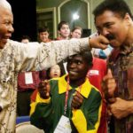 Amazing letter of condolence from Muhammad Ali to Nelson Mandela unearthed