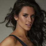 Apprentice's Jessica Cunningham strips off for Kendall Jenner-inspired shoot
