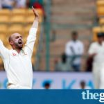 Australia v India: second Test, day one – live!