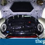 A Mini parts incredible journey shows how Brexit will hit the UK car industry