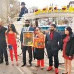 Heartwarming: PIO mom organises superhero-themed funeral for son
