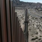 Illegal border crossings decrease by 40 percent in Trump's first month, report says