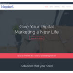 MegrisoftUK Announcing Launch Of New Website – Megrisoft.co.uk