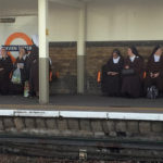 Seven nuns spotted at Seven Sisters Tube station