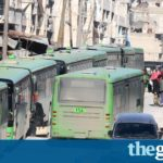 Syria: ambulances on the move as Aleppo evacuation operation begins