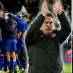 Leicester into last eight after refusing to write the fairy tale's final chapter