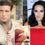 Jeremy McConnell is being investigated by police over claims he assaulted on-off girlfriend Stephanie Davis