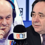'I don't know ANYONE that wants Scotland to stay!' Fuming LBC caller blasts Salmond on air