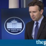 White House press secretary says Putin had direct role in hacking US election