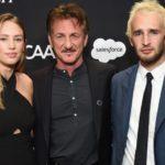 Sean Penn's son Hopper admits fighting crystal meth addiction
