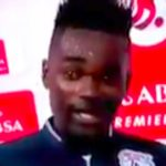 Footballer conducts 'greatest man of the match interview' with hilarious blunder