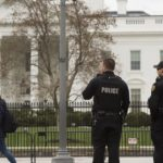 Man arrested at White House gates claiming he had a bomb