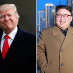 Trump says Kim Jong Un 'is acting very, very badly'