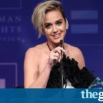 Katy Perry describes how she tried to pray the gay away as an adolescent