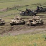 Three years after U.S. pulled tanks out of Europe, theyre back