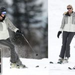 Ivanka Trump enjoys some mother-daughter time on the slopes in Aspen
