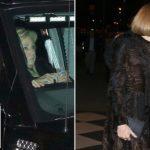 Hillary Clinton arrives at Holiday Party at New York's Plaza Hotel