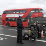 U.K. police shoot assailant at Parliament, car rampage on Westminster Bridge reported