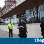 London attack: Theresa May says Westminster assailant was British-born and known to MI5 – live