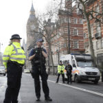London police: Eight arrests over Westminster attack