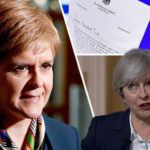Nicola Sturgeon in new BREXIT THREAT as she warns Holyrood could derail Great Repeal Bill
