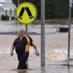 Torrential rain hits Lismore, Northern Rivers region after Cyclone Debbie