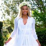 Ciara's (Co-Ed) Baby Shower Was Full of Flower Crowns: Pics