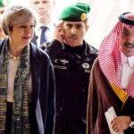 UK and Saudi Arabia set for closer defence ties