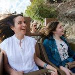 Tina Fey & Alice Richmond from Stars at Disneyland & Disney World