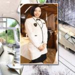 PICTURED: Inside the stunning new luxury glass Japanese train Shiki-Shima