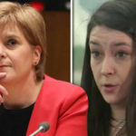 'The UK needs to STICK TOGETHER!' Student blasts Sturgeon for launching independence bid