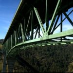 Woman falls off California's highest bridge while taking selfie