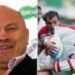 England rugby legend Brian Moore in hospital having suffered heart attack