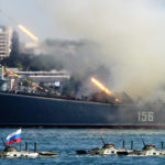 Russia and Iran warn US they will 'respond with force' if red lines crossed in Syria again
