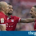 Robben and Ribéry party like its 2013 as Ancelotti styles Bayern Munich his way  | Andy Brassell