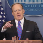 Spicer admits mistake over Hitler comment