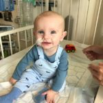 Baby Born Without An Immune System Is Finally Allowed Home After Spending Three Months Living Inside A Germ-Free 'bubble'