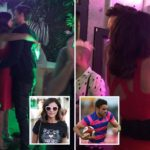 Lucy Mecklenburgh puts Louis Smith behind her with rugby ace Thom Evans