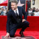 Ryan Reynolds honoured with Hollywood star