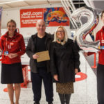 Derby couple win free flights for a YEAR