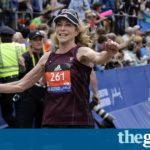 First woman to officially run Boston Marathon does it again – 50 years later