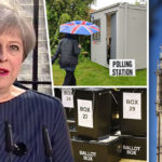LIVE UPDATES: Theresa May calls snap general election on June 8 to SAVE Brexit