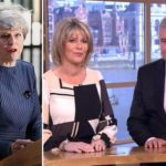 This Morning viewers share outrage as Prime Minister Theresa May disrupts entire TV schedule