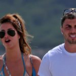 Home of Ferne McCann's lover raided by police following London acid attack